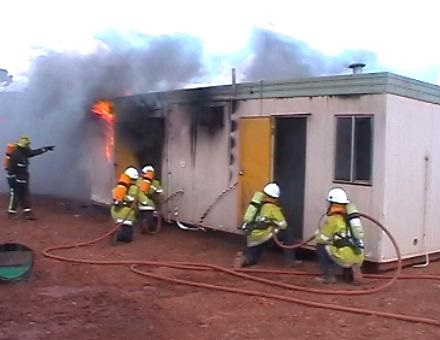 Fire Training Screenshot 2