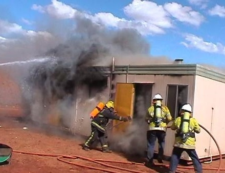 Fire Training Screenshot 3