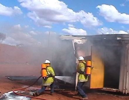 Fire Training Screenshot 4